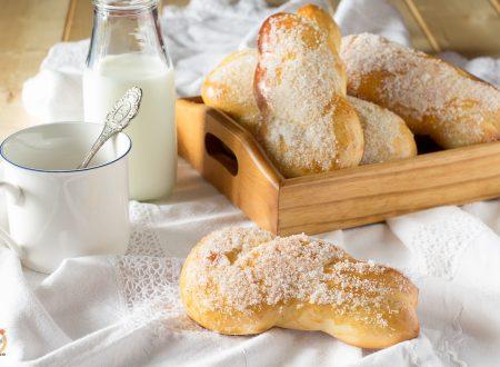 Treccine con lo zucchero Siciliane – Anche Bimby Briochine