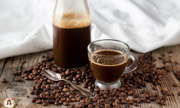 Caffè freddo fatto in casa come quello del bar