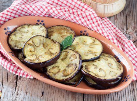 Come grigliare le melanzane senza la bistecchiera o griglie