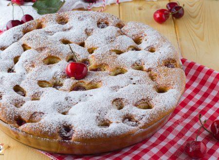 Crostata morbida alle ciliegie – Anche Bimby