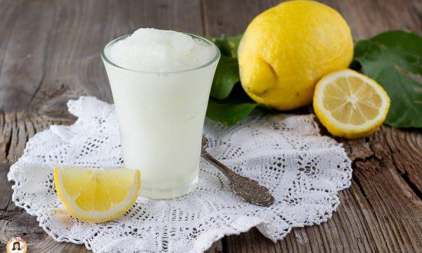 Granita al limone Siciliana – Anche Bimby