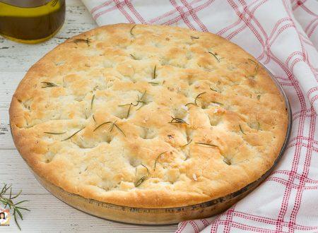 Focaccia di patate – Impasto soffice con patate Anche Bimby