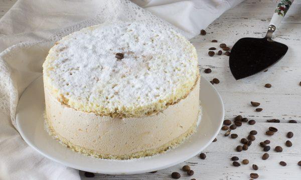 Torta Paradiso fredda al caffè – Torta gelato veloce