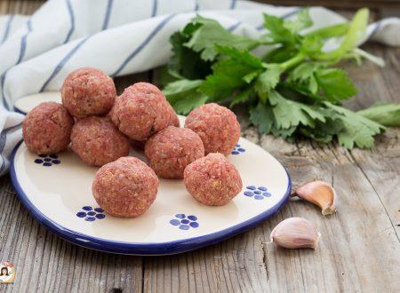 Come fare le polpette di carne – Anche Bimby