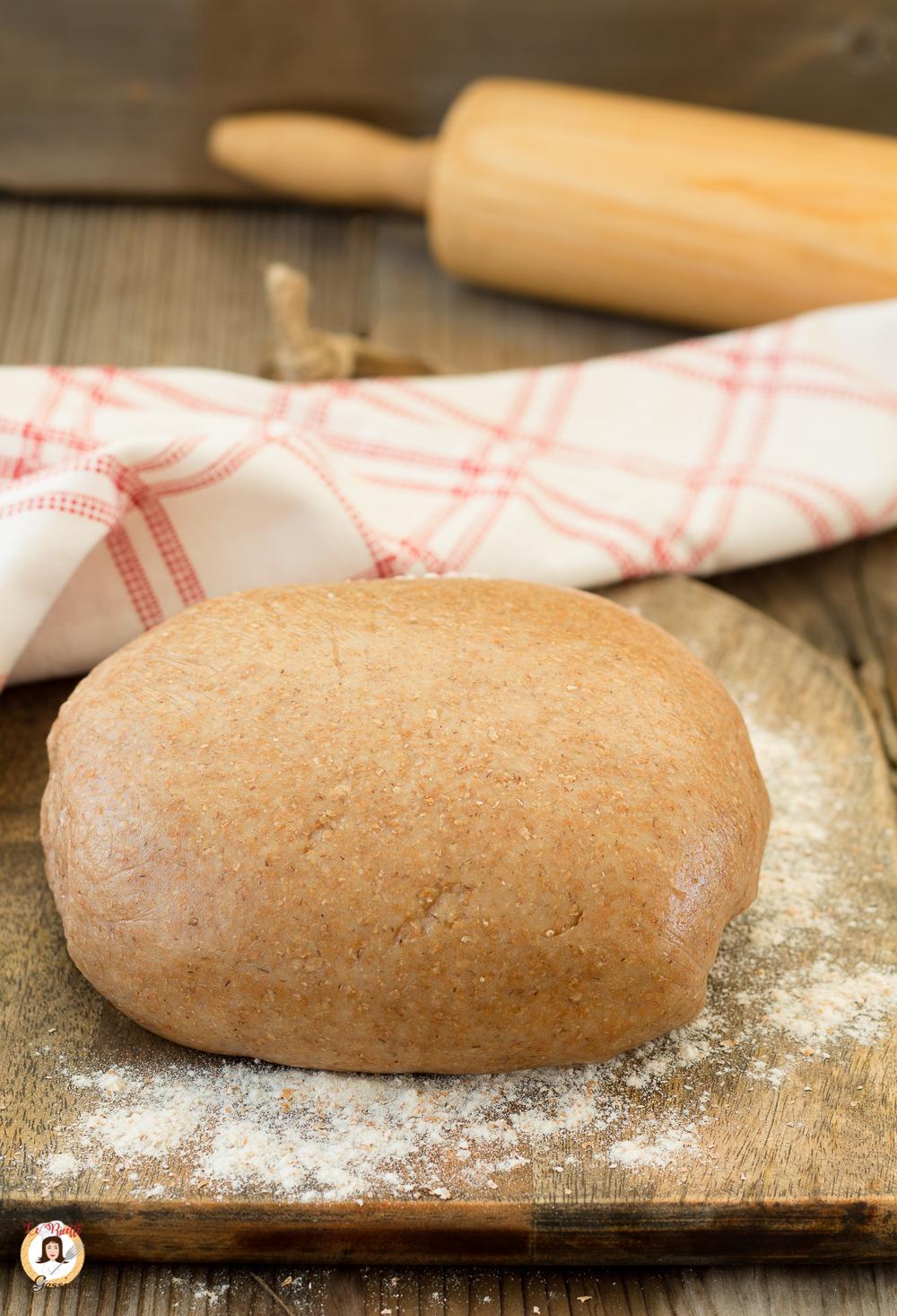 Ricetta crostata bimby senza burro