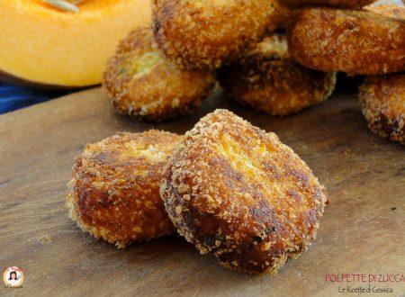 Polpette di zucca croccanti - Cotte al forno o in padella