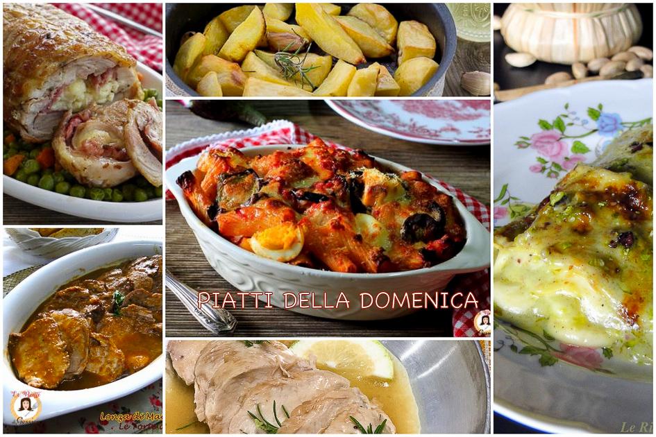 pranzo della domenica i piatti perfetti primi piatti