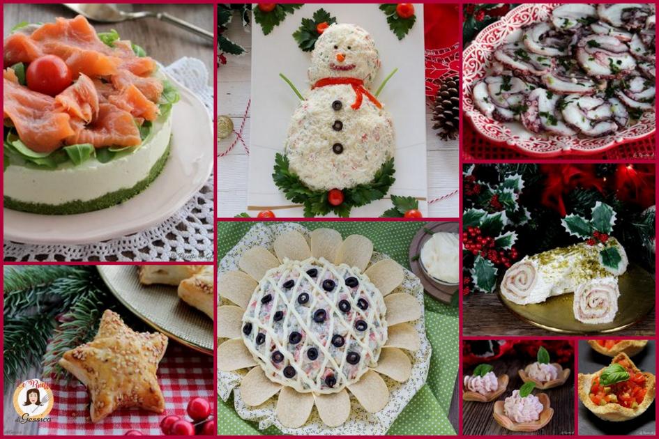 Ricette Veloci Antipasti Di Natale.Antipasti Di Natale Ricette Facili Veloci Sfiziose Di Carne O Pesce Anche Bimby
