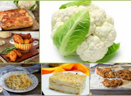 Ricette con il cavolfiore – Pasta, secondi piatti e contorni