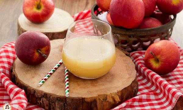 Succo di mela fatto in casa – Anche Bimby