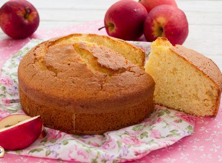 Torta di mele frullate all'arancia – Anche Bimby