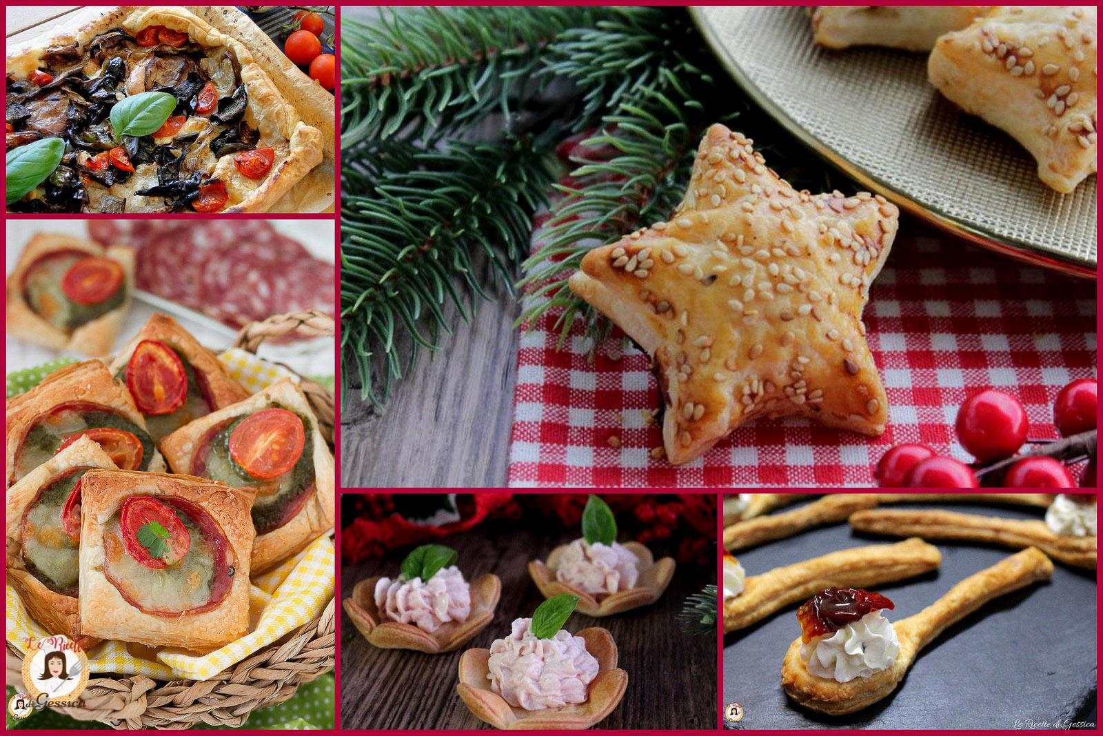 Antipasti con la pasta sfoglia ricette facili e veloci for Pasta ricette veloci