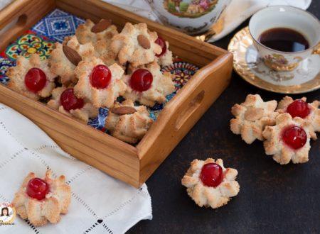 Biscotti paste di mandorle Siciliane – Anche Bimby