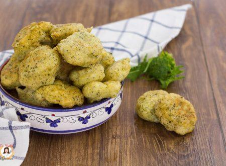 Frittelle di broccoli – con e senza lievito