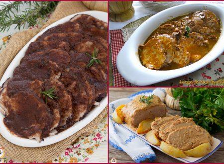 Ricette con lonza di maiale – Arista