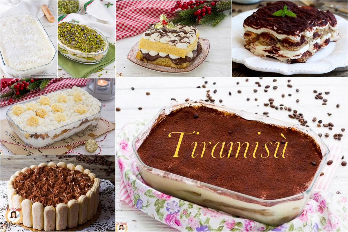 Idee Per Decorare Una Torta ricette per tiramisÙ 12 idee per prepararlo - dolci e torte