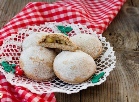 Biscotti Cuor di mela integrali