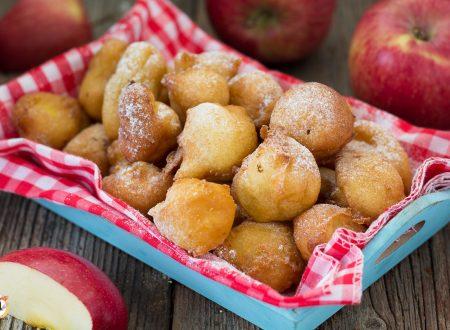 Frittelle di mele e ricotta – Bombette Dolci alle mele