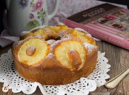 Ciambellone all'ananas senza burro – Anche Bimby