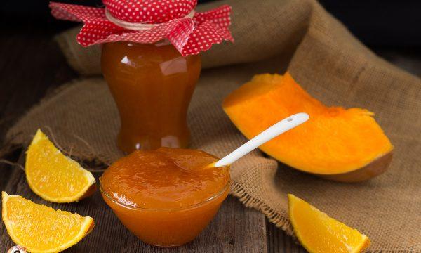 Marmellata di zucca e arance – Anche Bimby