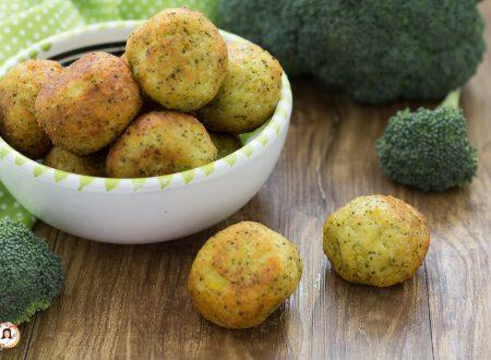 Polpette di broccoli e patate – In padella o al forno