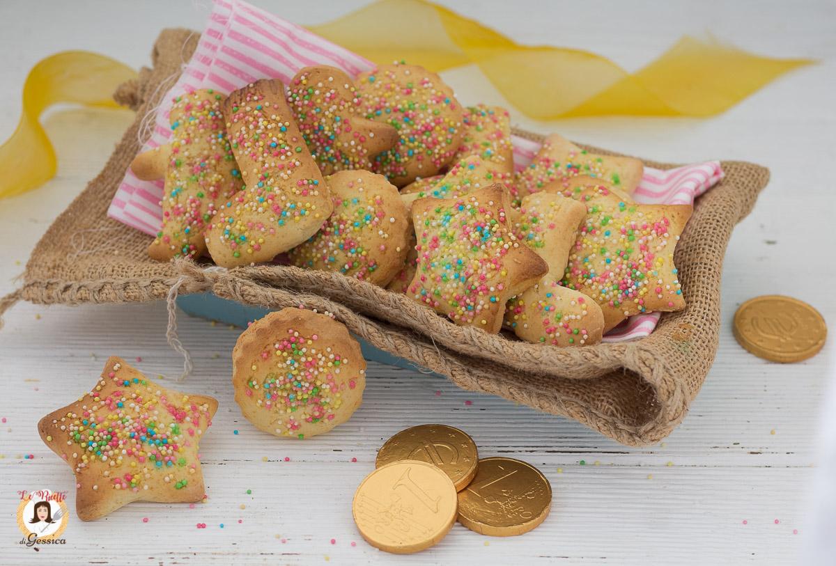 RICETTA BEFANINI biscotti della Befana Toscani - Impasto anche Bimby