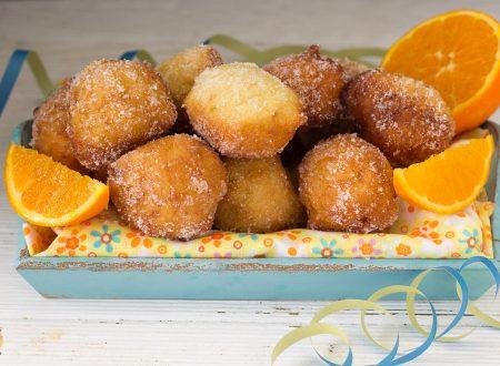 Frittelle all'arancia – Anche Bimby