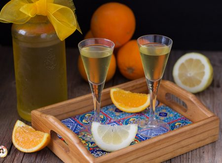 Liquore agli agrumi – Arancia, mandarino e limone – Anche Bimby
