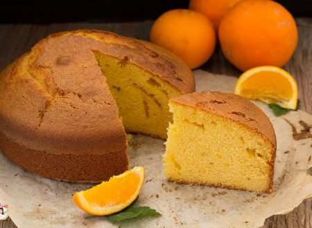 Torta Pan d'arancio – Anche Bimby