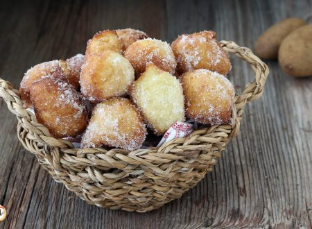 Frittelle dolci di patate – Zeppoline