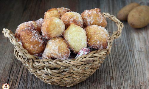 Frittelle dolci di patate - Zeppoline