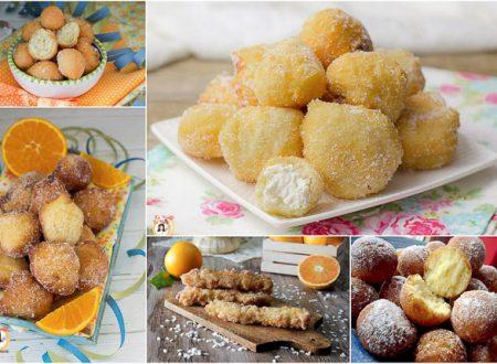 Frittelle di Carnevale – Le migliori ricette