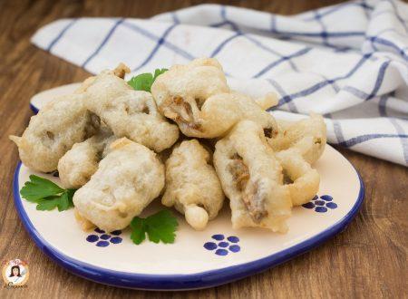 Carciofi Pastellati – Antipasto o secondo piatto facile