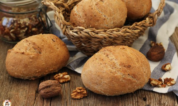 Pane alle noci – Anche Bimby