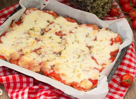 Pizza di pane – Ricetta con pane raffermo