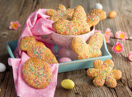 Biscotti di Pasqua – Ricetta semplice con pasta frolla speciale – Anche Bimby
