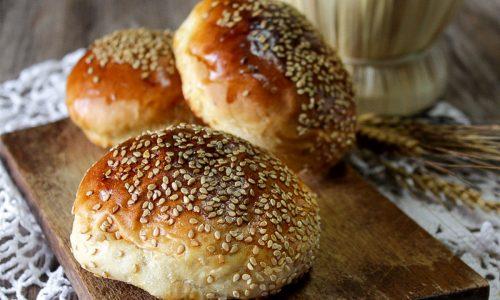Panini di cena Messinesi - Ricetta di Pasqua anche Bimby