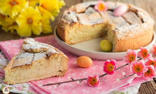 Pastiera Napoletana – Crostata di frolla con ricotta e grano – Anche Bimby