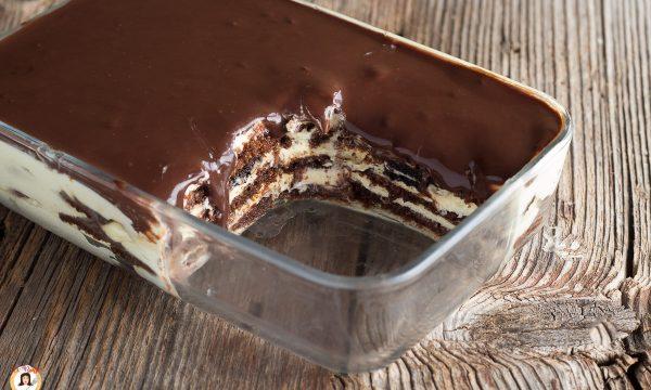 Tiramisù al cioccolato – Ricetta Tiramisù Pinguino, dolce cremoso