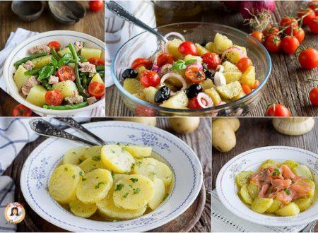 INSALATE DI PATATE – Ricette facili per piatti freddi