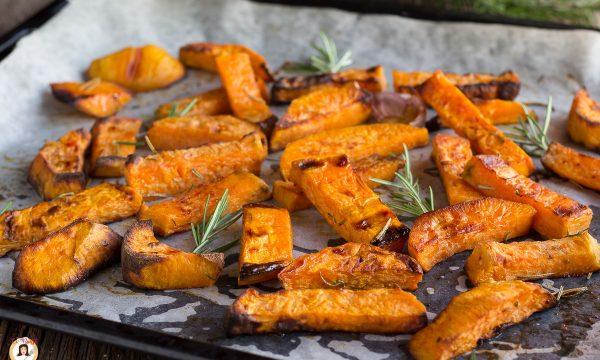 Patate dolci al forno – Contorno di patate americane