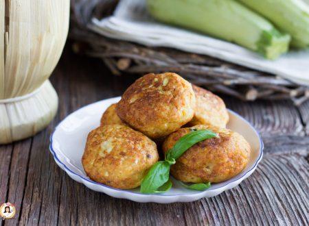 Polpette di pollo e zucchine – Secondo piatto anche Bimby