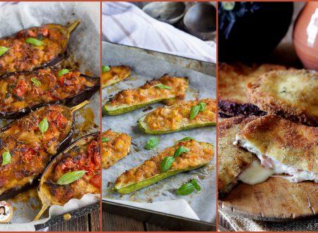Verdure ripiene – Ricette di primi e secondi piatti