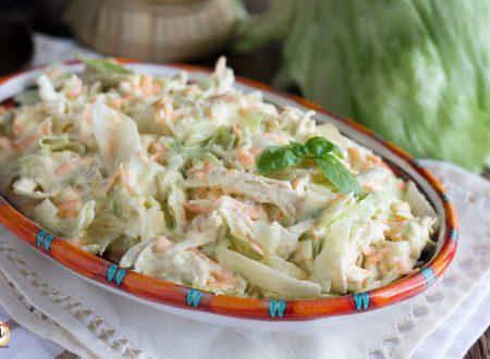 Insalata di pollo fredda con zucchine e carote – Anche con pentola a pressione