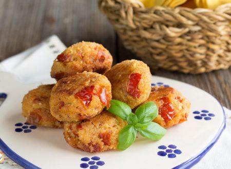 Polpette di peperoni – Secondo piatto