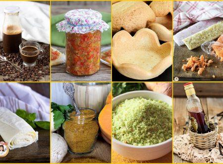 """Ricette fatte in casa – """"Home Made"""" come cucinare prodotti che non comprerai più"""