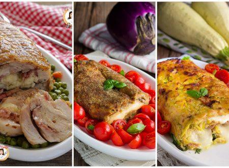 Rotoli salati – ricette di polpettoni con carne o verdure