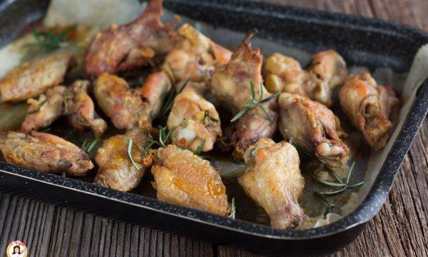 Ali di pollo al forno – Secondo piatto semplice