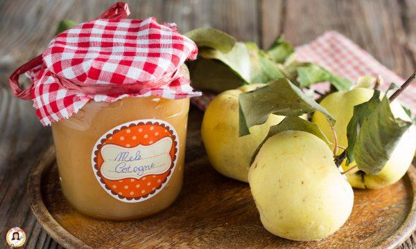 Marmellata di mele cotogne – Confettura