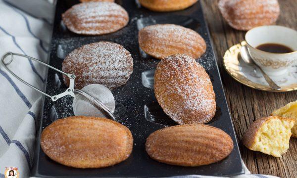Madeleine – Biscotti ricetta originale